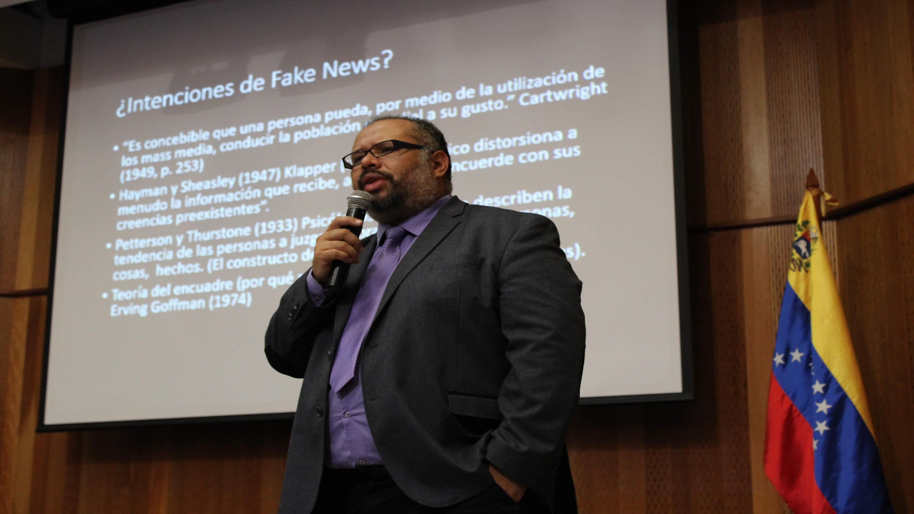 Observatorio Venezolano de «Fake News» visitó UCAB Guayana