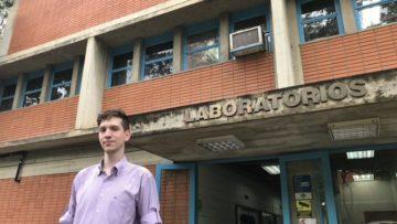 Daniel Arriaga: el comprometido preparador de la Escuela de Ingeniería Industrial