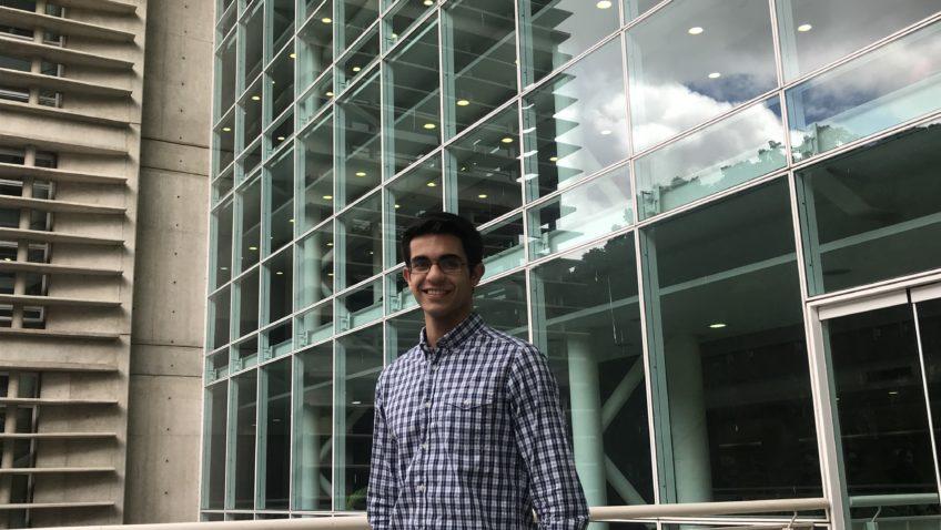 Samuel Mc Quhae: el estudiante más sobresaliente de la Escuela de Economía