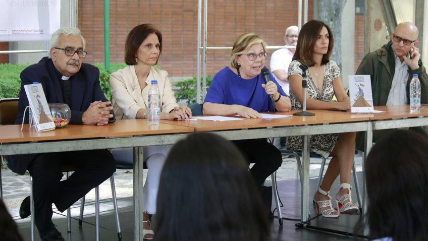Imelda Cisneros: «un país competitivo está integrado por gente preparada para vivir en un ambiente de libertades»