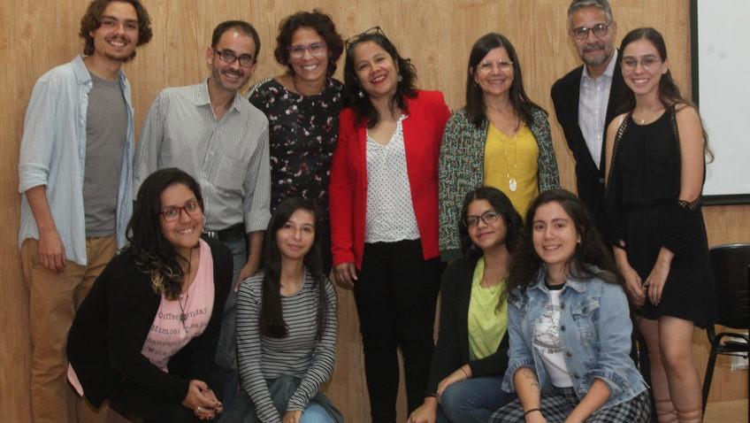 Poetisa mexicana Sara Uribe dirigió en la UCAB conversatorio sobre literatura latinoamericana