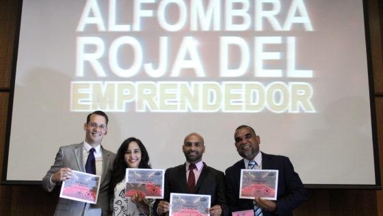 Alfombra Roja premió a nuevos emprendedores en UCAB Guayana