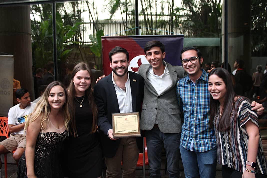 Beca a un Pana ganó reconocimiento «Arturo Uslar Pietri»