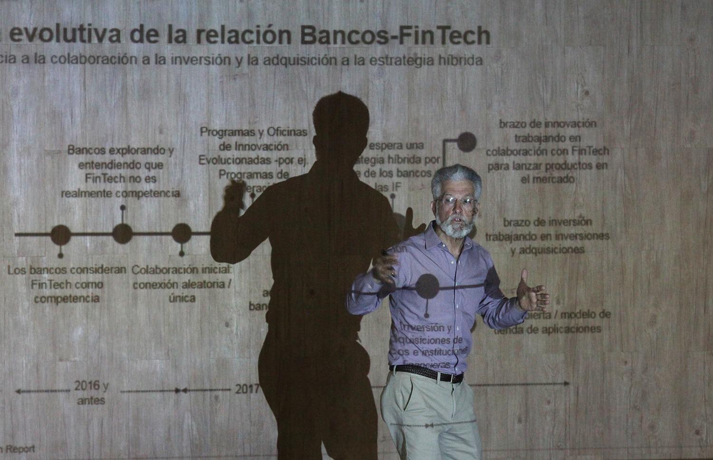Lino Clemente: «Las nuevas tecnologías harán que el mercado laboral se vea más limitado»