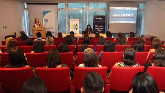 Cincuenta emprendedoras egresaron de la V cohorte del programa «Mujeres con propósito»
