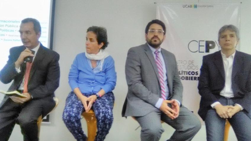 Con total éxito se realizó el evento «Perspectivas 2020» en el Centro de Estudios Políticos y de Gobierno de la UCAB