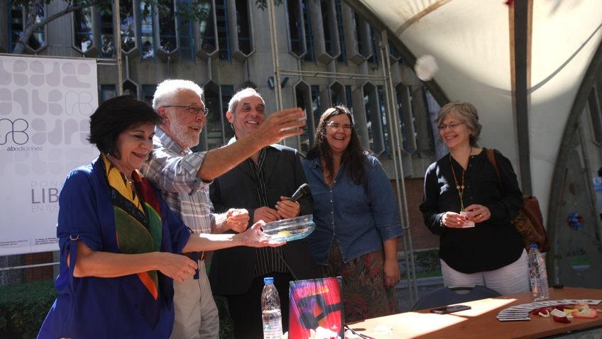 Banesco presentó en la UCAB su libro «70 años de crónicas culturales»