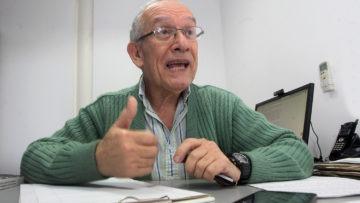 """Luis Zambrano Sequín: """"la situación económica seguirá empeorando"""""""