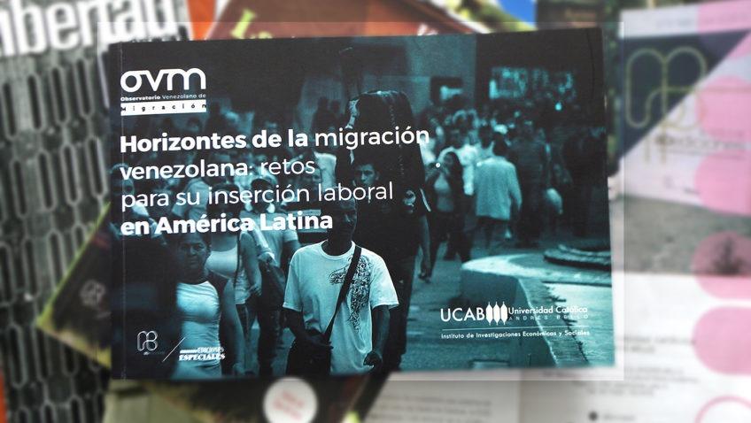 Abediciones publicó libro sobre el impacto de la migración venezolana