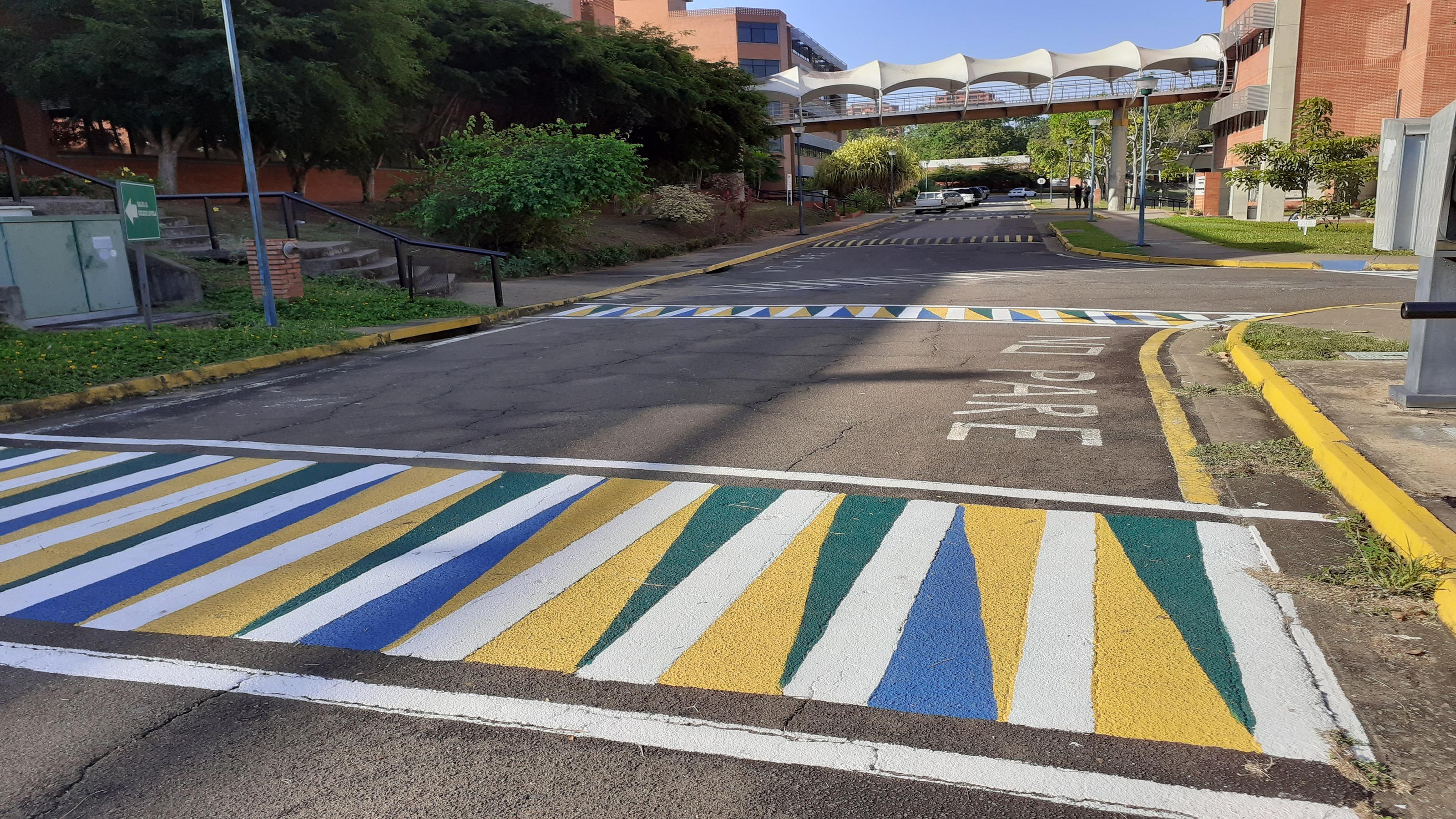 UCAB Guayana renovó espacios en su campus