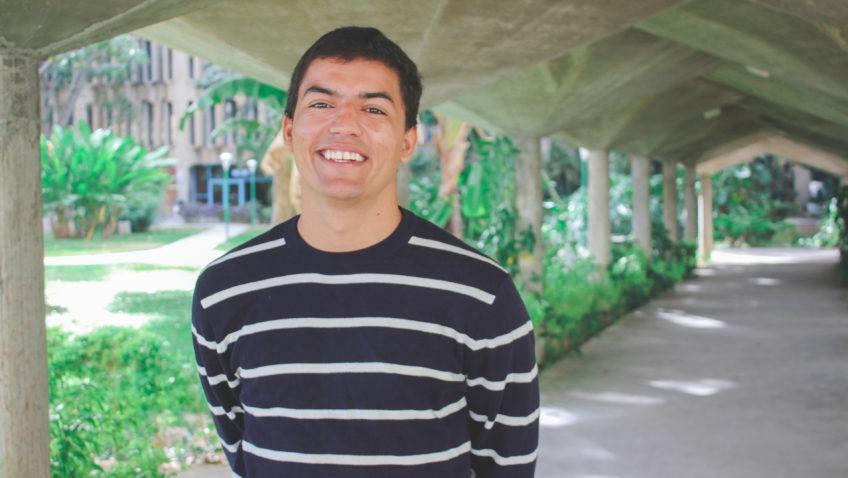 David Delgado: un ignaciano que ve al mundo desde la Administración y la Economía
