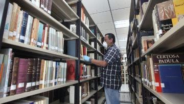 La UCAB ofrece al público general los servicios de su biblioteca especializada en Historia de Venezuela