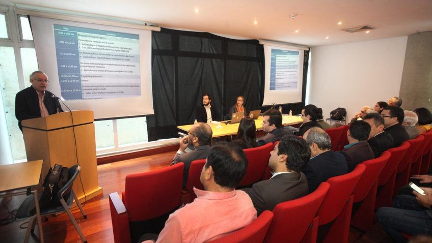 Expertos de la UCAB diseñaron un sistema de reglas fiscales para la transición