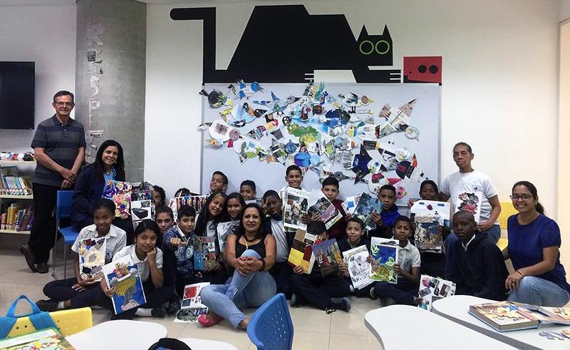 Más de 100 jóvenes participaron en los talleres de arte del Centro Cultural UCAB