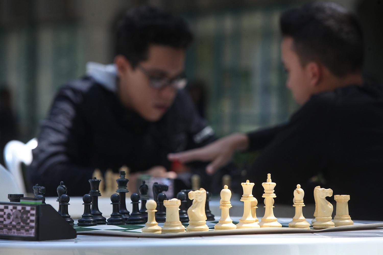 El club de ajedrez de la UCAB reanudó actividades
