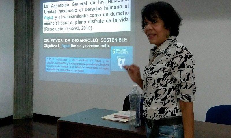Agua Segura: el proyecto que promueve UCAB Guayana como escudo contra el COVID-19