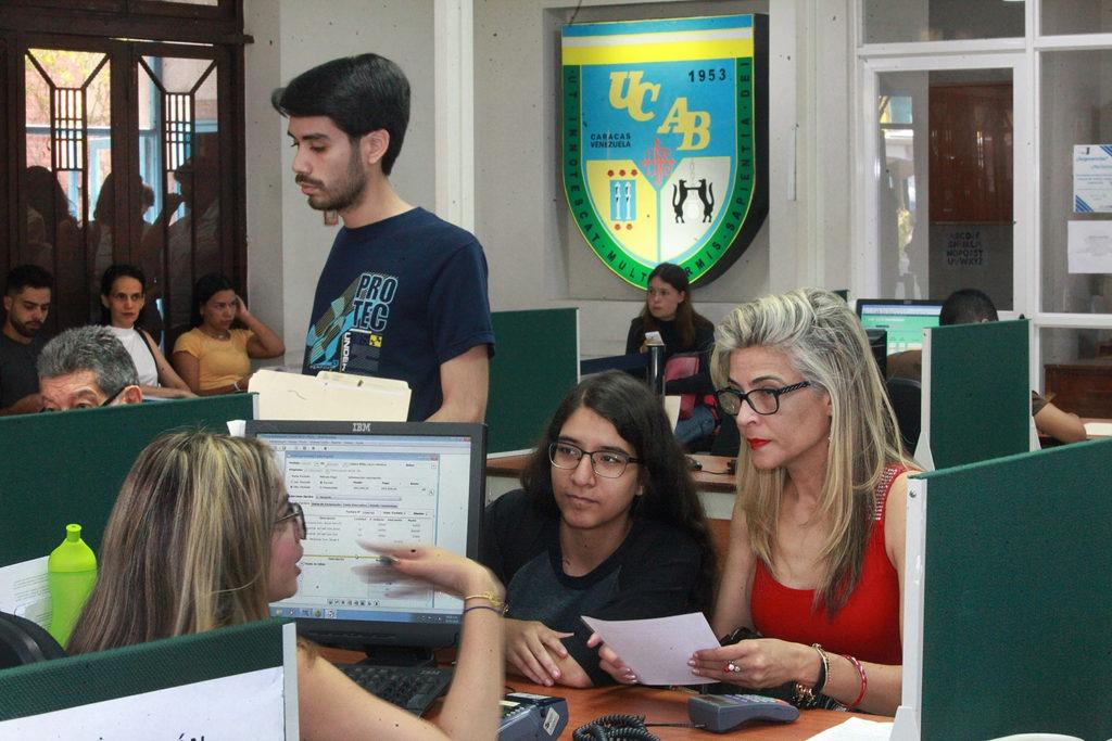 Vicerrectorado administrativo aprobó medidas especiales para el proceso de inscripciones del semestre marzo-julio 2020