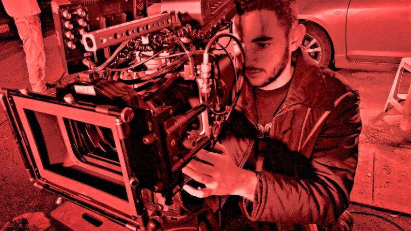 Juan Diego Unzueta, el ucabista que representa a Venezuela en festival internacional de cortometrajes