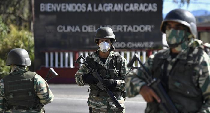 """CDH UCAB: Decreto de alarma por el COVID-19 """"enturbiará aún más la frágil situación» de Venezuela"""