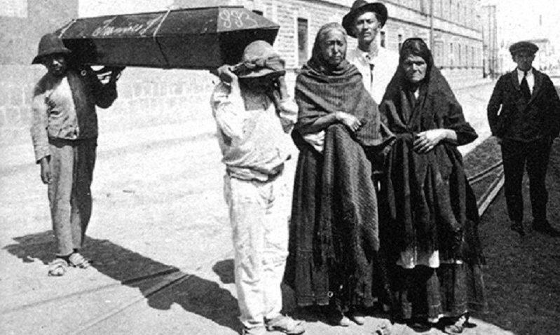 #EsHistoria: La gripe española, esa otra epidemia que diezmó Venezuela hace 102 años