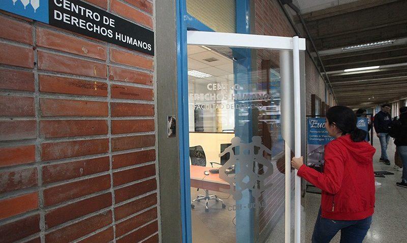 Recrudecimiento de la persecución política durante el estado de alarma denunció el CDH UCAB