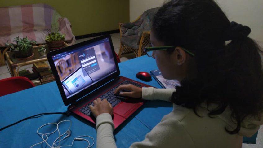 Casi 7.000 ucabistas se conectaron a clases virtuales durante inicio del semestre de contingencia