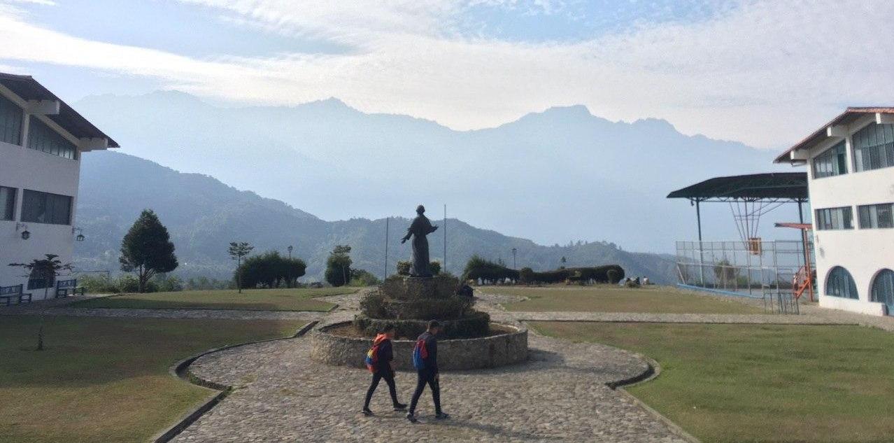 Crónicas PAZando: Sinfonías en la montaña