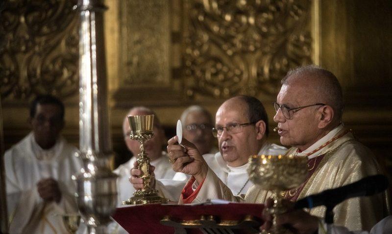 """Cardenal Porras: """"La llegada a los altares de José Gregorio Hernández nos compromete a todos"""""""