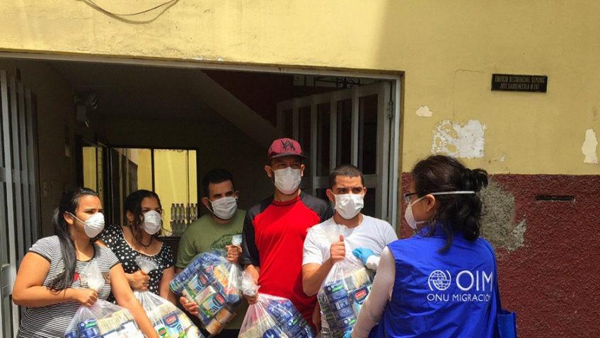 CDH UCAB: Migrantes venezolanos han recibido respuestas inadecuadas durante pandemia