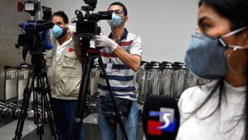 Periodismo: una profesión vital ante la pandemia