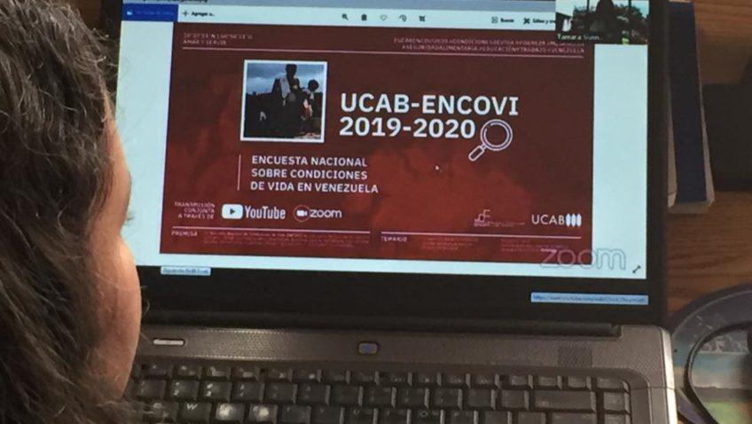 ENCOVI UCAB: Venezuela es el país más pobre de América Latina y el perfil nutricional se asemeja a países de África