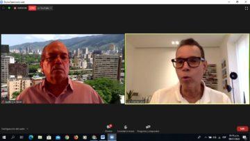Luis Vicente León: hay que vivir y buscar los mecanismos para mantener la lucha por el cambio