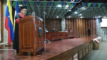 """UCAB se declaró en """"modo presencia, lucha y creación"""" y presentó plan estratégico 2023"""