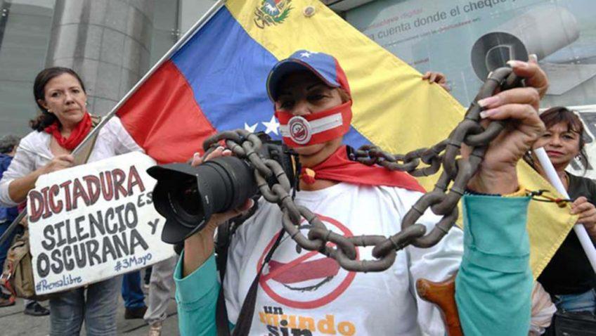 SIP y UCAB publicaron estudio que mide libertad de expresión y prensa en América