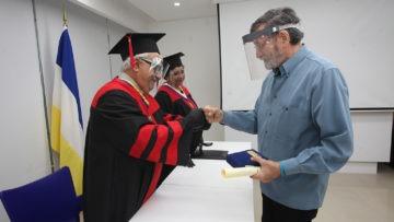 En el Día de Andrés Bello, la UCAB rindió honores al arte, la docencia y la poesía