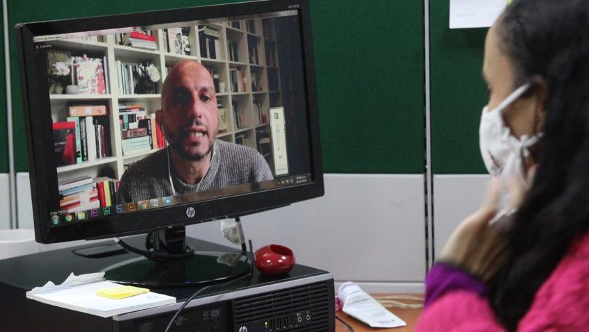 Voces de la FLOC UCAB 2020: Jorge Carrión