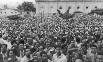 Se requiere articulación social para lograr otro 23 de enero, sostiene el sociólogo Francisco Coello