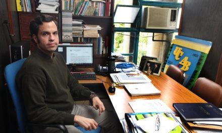#DESAFÍOSUCAB2023 | CARLOS CALATRAVA: REABRIMOS LA MENCIÓN IDIOMAS MODERNOS PARA FORMAR EDUCADORES GLOBALES