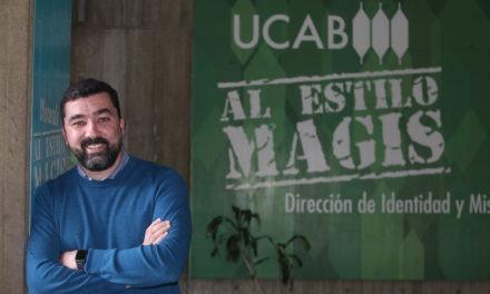 César Muziotti, nuevo director de Identidad y Misión, se propone incrementar el compromiso social de los estudiantes ucabistas