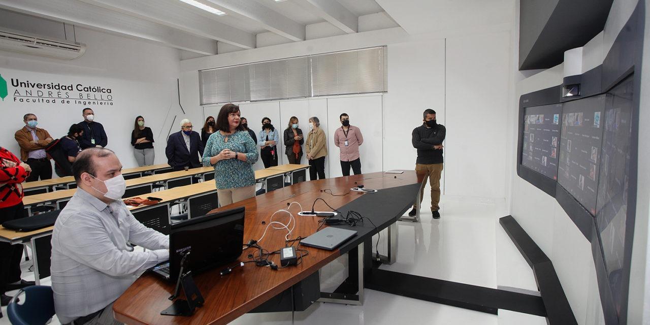 Cuatro laboratorios de la Facultad de Ingeniería fueron actualizados con tecnología moderna