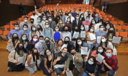 Acreditados los representantes estudiantiles para el período 2021-2022