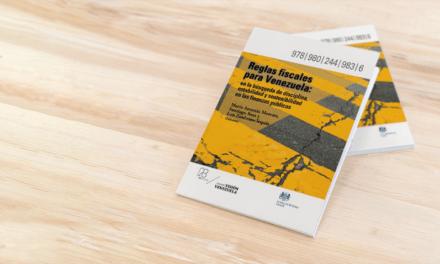 La UCAB publicó libro con alternativas para el saneamiento de las finanzas públicas