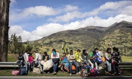 CDH UCAB presentó nuevo informe sobre situación de migrantes venezolanos durante la pandemia