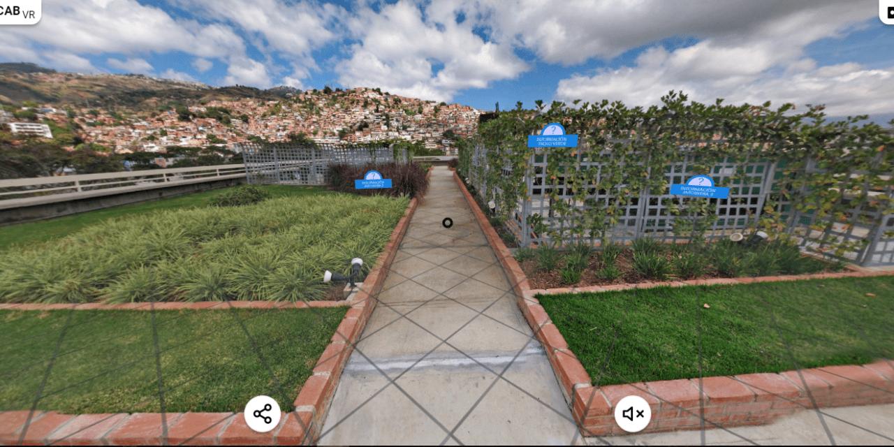 Ahora el Techo Verde de la UCAB puede ser visitado virtualmente