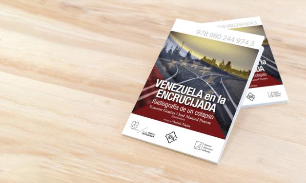 MÁS DE 20 PERSPECTIVAS MULTIDISCIPLINARIAS SOBRE LA CRISIS VENEZOLANA OFRECE NUEVO LIBRO EDITADO POR LA UCAB