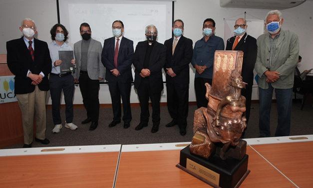 Segunda edición del Premio Valores Democráticos del CEPYG UCAB reconoció lucha por el Estado de derecho