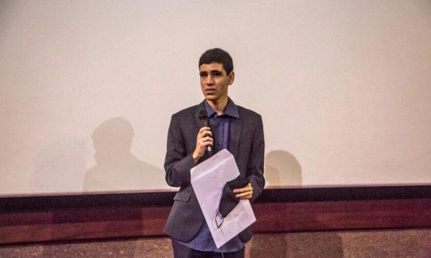 Juan Urso: el ucabista que sueña abrirse camino en la industria cinematográfica