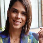 ANDREÍNA SOLÓRZANO, LA UCABISTA QUE TRIUNFA COMO PERIODISTA EN COLOMBIA