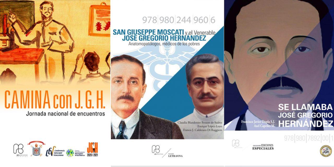TEXTOS SOBRE JOSÉ GREGORIO HERNÁNDEZ OFRECE LA LIBRERÍA DIGITAL DE ABEDICIONES
