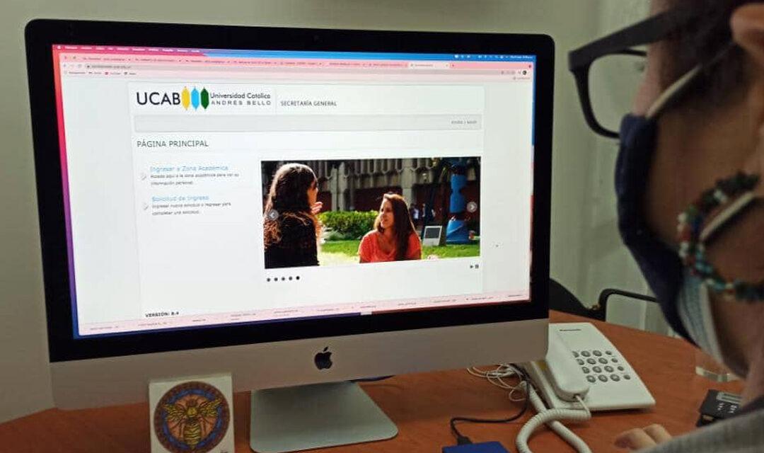 Del 25 al 31 de mayo las plataformas administrativas de la UCAB no estarán disponibles